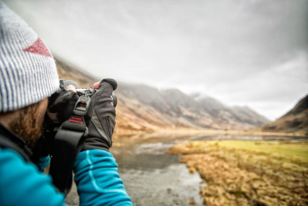 Shooting Glencoe Foto © gigiosphotography