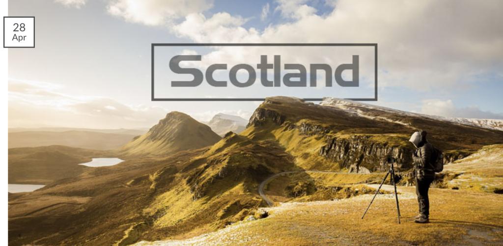 Vallerret Blog. Scotland