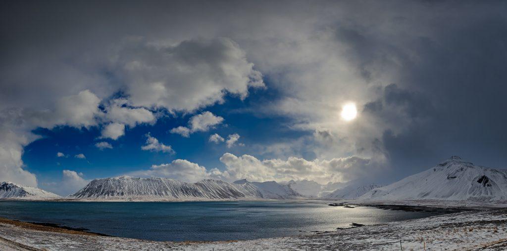 Bahia de Kolgrafarfjördur, en Snæfellsnes.