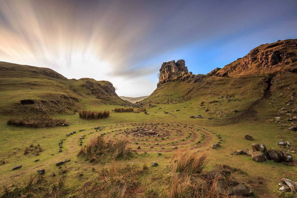 Fairy Glen - Castle Ewen