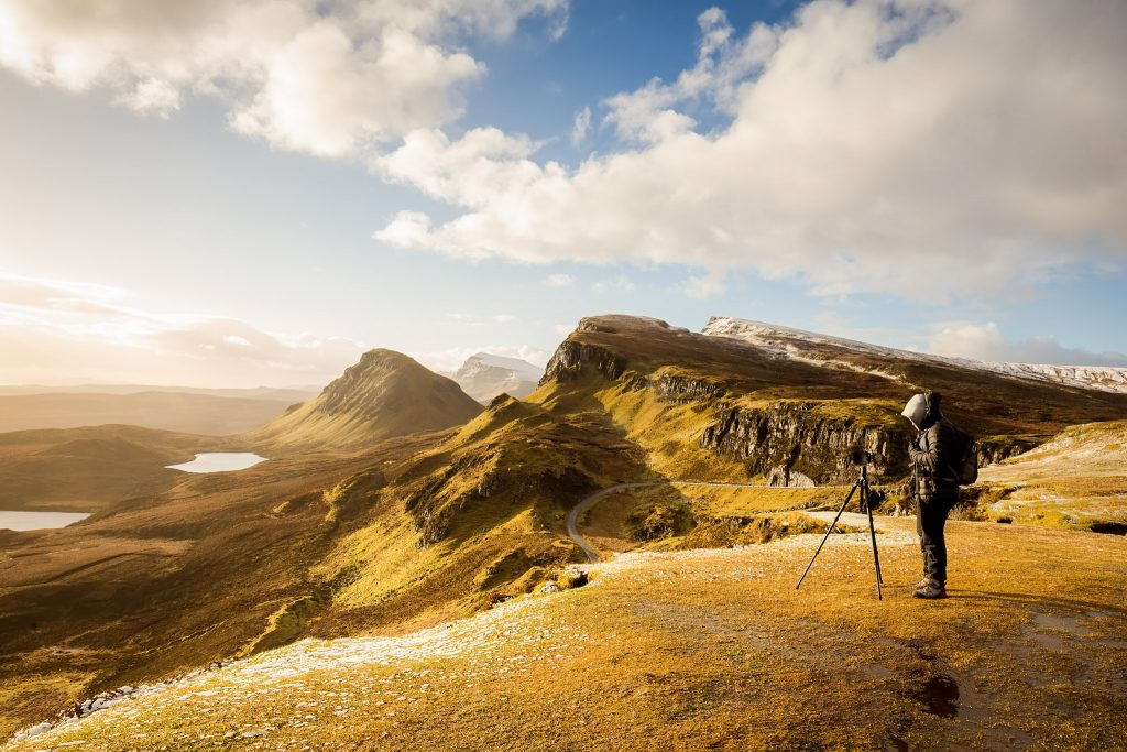 Shooting Quiraing. Foto © Eneko1909